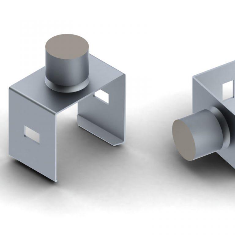 Magnetfäste LED-list