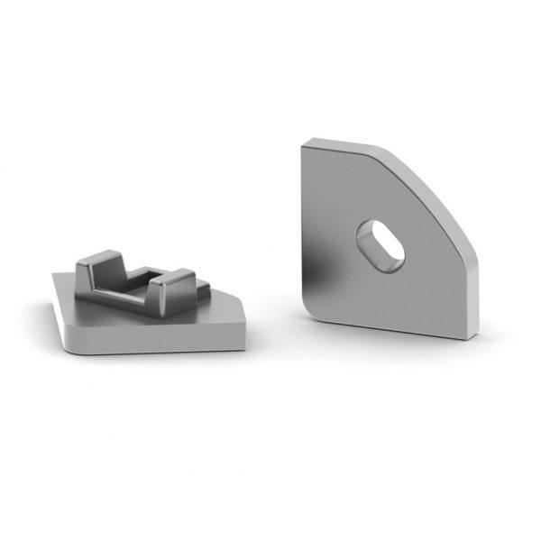 Ändlock Aluminiumprofil