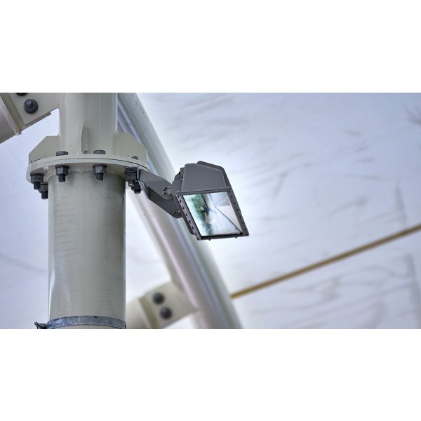 WAPA 100W LED stolpe montering